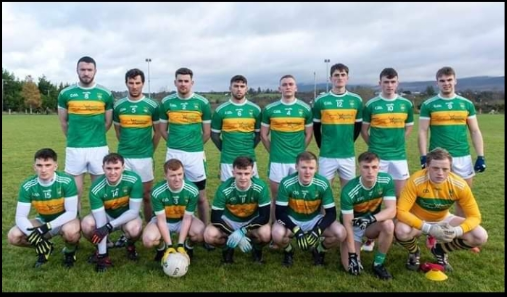Best of Luck to our Senior Team for 2020